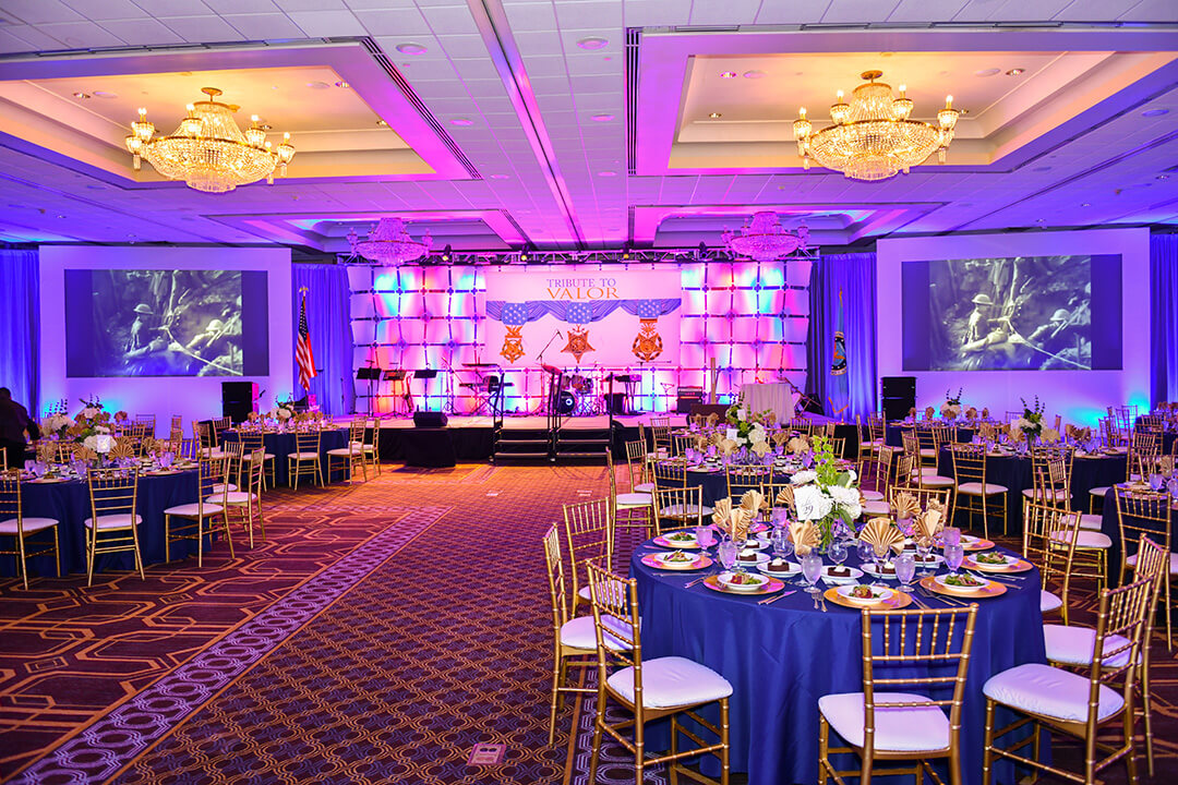 Charitable Event Production - Grit Productions