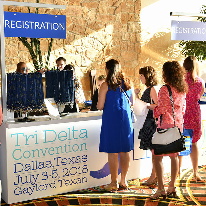 Trade Show Registration - Grit